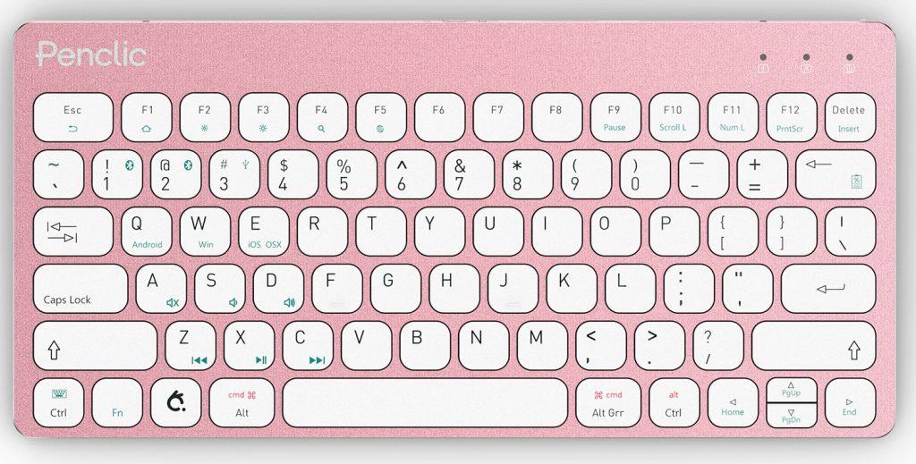 KB3 Pink Penclic Keyboard