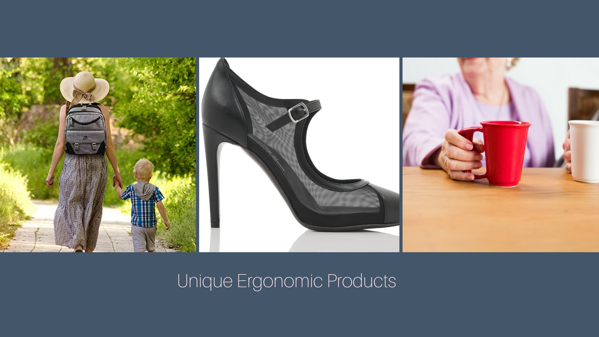 unique ergo products